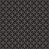Vector seamless pattern. Modern stylish texture. Stock Image