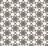 Vector seamless pattern. Modern stylish texture. Repeating geometric background Stock Photos
