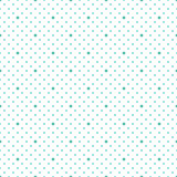 Vector seamless pattern. Modern stylish texture. Repeating geometric dots Royalty Free Stock Photos