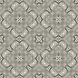 Vector seamless pattern. Modern stylish texture. Repeating geometric Royalty Free Stock Photos