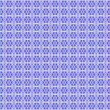 Vector seamless pattern. Modern stylish texture. Repeating geometric tiles. Concentric circles. In purple royalty free illustration