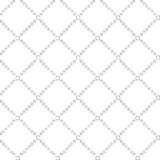 Vector seamless pattern. Modern stylish texture. Repeating geometric tiles of rhombuses Stock Photo