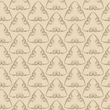 Vector seamless pattern. Modern texture. Repeating geometric til Royalty Free Stock Photo