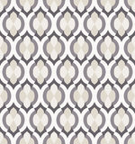 Vector seamless pattern in moroccan style Royalty Free Stock Photo