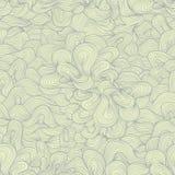 Vector seamless pattern. Nice retro colors. Stock Photo
