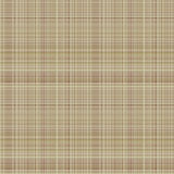 Vector seamless pattern. Pastel checkered background in brown colors, fabric swatch samples texture of linen cloth. Royalty Free Stock Image
