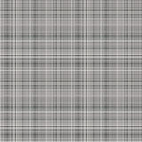Vector seamless pattern. Pastel checkered background in grey colors, fabric swatch samples texture Royalty Free Stock Photography