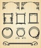 Vector Seamless Pattern of Plumage Stock Photos
