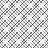 Vector seamless pattern. Regular abstract striped texture. Geometric pattern of straight lines. stock illustration