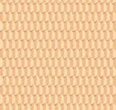 Vector seamless pattern of relief paper Stock Image