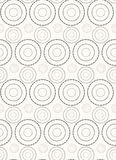 Vector seamless pattern.   Repeating abstract Royalty Free Stock Images