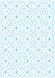 Vector seamless pattern. Repeating geometric lines on white background Stock Photos