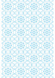 Vector seamless pattern. Repeating geometric lines on white background Royalty Free Stock Images