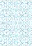 Vector seamless pattern. Repeating geometric lines on white background Royalty Free Stock Photo