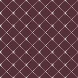 Vector seamless pattern. Repeating geometric tiles with 3d rhombus. Royalty Free Stock Image