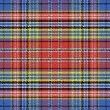 Vector seamless pattern Scottish tartan Royalty Free Stock Images