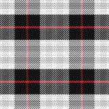Vector seamless pattern Scottish tartan Royalty Free Stock Images