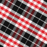 Vector seamless pattern Scottish tartan 3 Stock Image