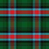 Vector seamless pattern Scottish tartan Georgia Stock Photography
