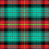 Vector seamless pattern Scottish tartan Prince Edward Island Stock Photo