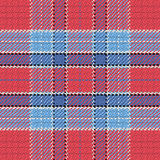 Vector seamless pattern Scottish tartan Royalty Free Stock Image
