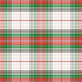 Vector seamless pattern Scottish tartan Royalty Free Stock Photography