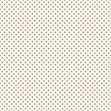 Vector seamless pattern. Simple minimalist texture, perforated. Vector seamless pattern. Simple minimalist monochrome geometric texture with tiny smooth outline Royalty Free Stock Photography