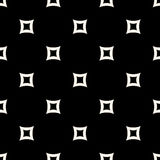 Vector seamless pattern. Simple minimalist texture, perforated r Stock Images