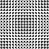 Black Geometric Seamless pattern in white background. Vector seamless pattern. Simple stylish abstract geometric background. Design for decor, prints, textile Royalty Free Stock Images
