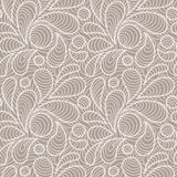 Vector seamless pattern of stylized petals Stock Photography