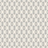 Vector seamless pattern, texture of mesh, lace, subtle lattice Royalty Free Stock Photos