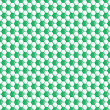 Vector seamless pattern, texture soccer ball. Stock Photos