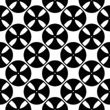 Vector seamless pattern, texture with tapes Royalty Free Stock Images