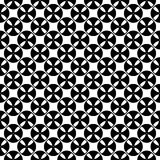 Vector seamless pattern, texture with tapes Royalty Free Stock Photos