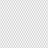 Vector seamless pattern, thin mesh, black & white. Vector seamless pattern, black thin wavy lines on white backdrop. Illustration of mesh, fishnet, lace. Subtle Royalty Free Stock Photography