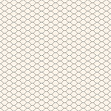 Vector seamless pattern, thin wavy lines. Texture of mesh. Fishnet, lace, weaving, subtle lattice. Simple monochrome geometric background. Design for prints Stock Photos
