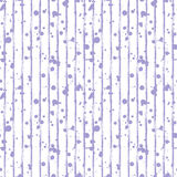Vector seamless pattern, tile with inc splash, blots, smudge and brush strokes. Grunge endless template for web background, prints. Wallpaper, surface stock illustration