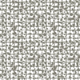 Vector seamless pattern, tile with inc splash, blots, smudge and brush strokes, lines. Grunge endless template for web background, Stock Images