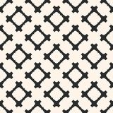 Vector seamless pattern. Traditional geometric ornament Royalty Free Stock Images