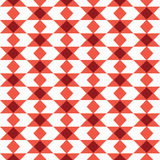 Vector seamless pattern with triangles. Vector ethnic style seamless pattern with triangles Royalty Free Stock Images