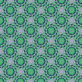 Vector seamless pattern vegetable ornament royalty free illustration