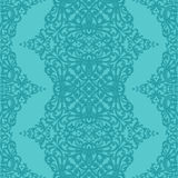 Vector seamless pattern in Victorian style. Stock Photo
