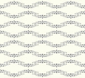 Vector seamless pattern vintage . Stock Photography