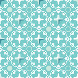 Vector Seamless Pattern Vintage Design. Can be used for Website Stock Images
