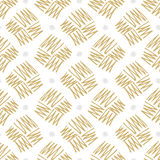 Vector seamless pattern zigzag in doodle style. Hand drawing. Stock Photo