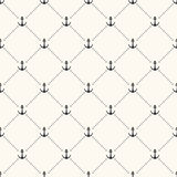 Vector seamless retro pattern Royalty Free Stock Photo