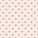 Vector seamless retro pattern Royalty Free Stock Photography