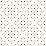 Vector seamless retro pattern Royalty Free Stock Photos