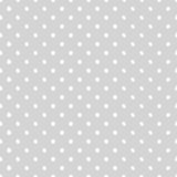 Vector seamless scribble dotted pattern Stock Photography