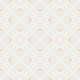 Vector seamless sea pattern with shells. Royalty Free Stock Images